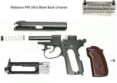 Макаров Ультра Умарекс