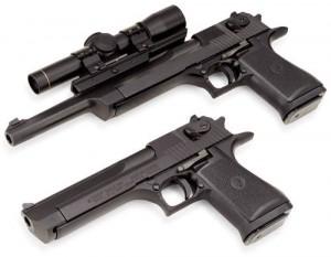 Сучасні автоматичні пістолети