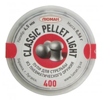 Classic pellet light