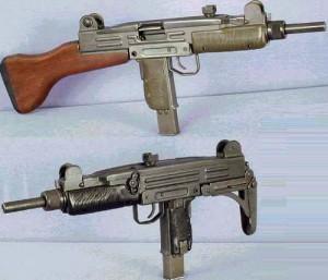 Пістолет-кулемет Узі