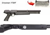 Crosman 1720Т PCP - РСР пистолет Crosman 1720Т Мощный, профессиональный PCP пистолет с системой предварительной накачки воздухом высокого давления.