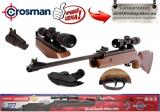 Crosman Vantage 4x32 - Технические характеристики пневматической винтовки Crosman Vantage 4x32 Тип: Пружинно-поршневая пневматическая винтовка Калибр: 4,5мм  (.177) Модель: Crosman Vantage Прицельная стрельба: до 80 метров